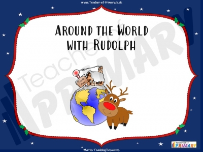 Around the World with Rudolph