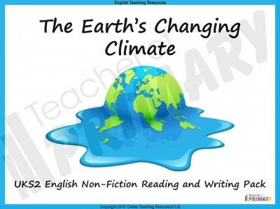 Climate Change - Non-Fiction Unit