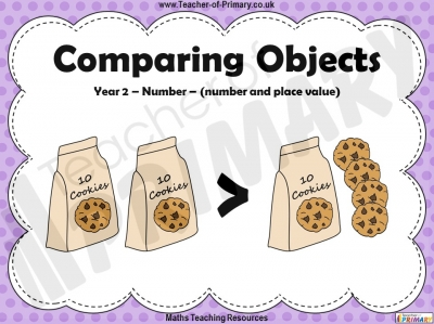Comparing Objects - Year 2