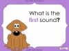 First Sounds - EYFS (slide 3/16)