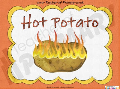 Hot Potato Starter